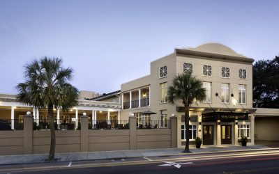 A Luxury Charleston Hotel Experience