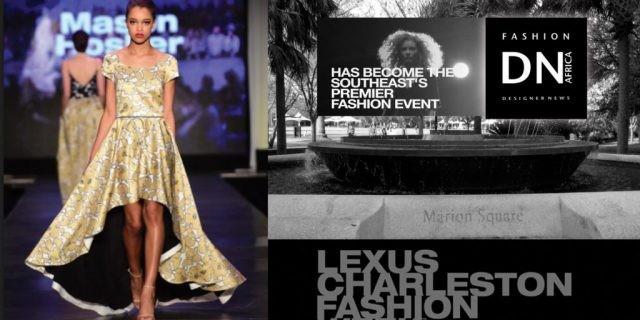 Charleston Fashion Week at Marion Square