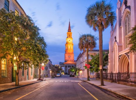 Charleston Experience Package