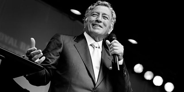 Tony Bennett at the Gaillard Center