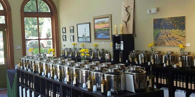 Pop-Up Shop: Lowcountry Olive Oil at King Charles Inn