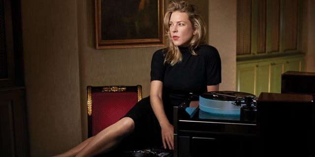 DIANA KRALL: TURN UP THE QUIET WORLD TOUR AT THE GAILLARD CENTER