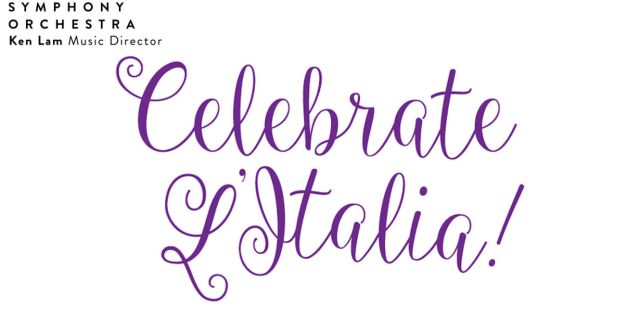 CELEBRATE L'ITALIA AT THE GAILLARD CENTER