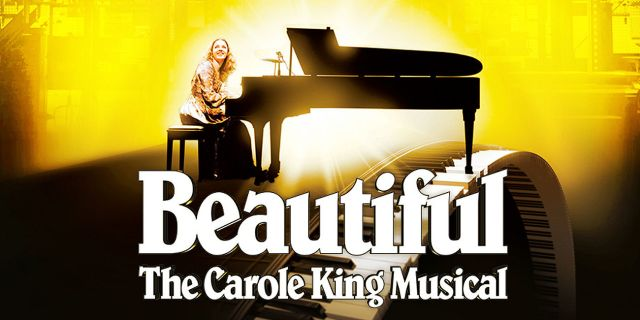 BEAUTIFUL - THE CAROLE KING MUSICAL AT THE NORTH CHARLESTON PERFORMING ARTS CENTER