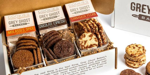 Pop-Up Shop: Grey Ghost Bakery at King Charles Inn