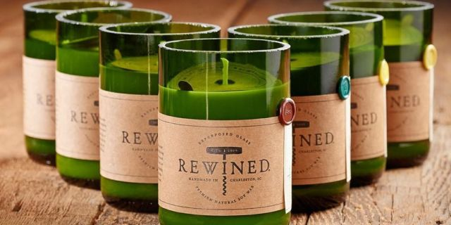 Pop-Up Shop: Rewined Candles at King Charles Inn
