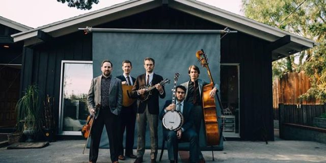 PUNCH BROTHERS WITH OPENER MADISON AT THE GAILLARD CENTER