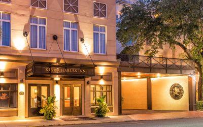 Downtown Charleston Hotel Charleston Sc King Charles Inn