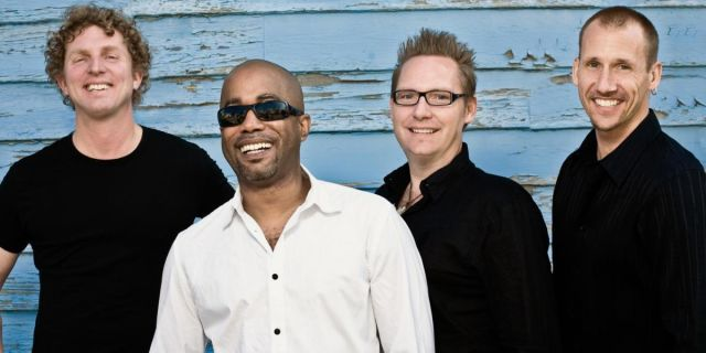 Hootie and the Blowfish at Volvo Car Stadium