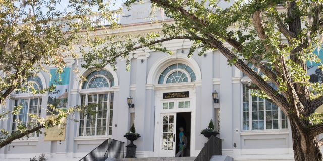 Charleston Literary Festival at the Charleston Library Society