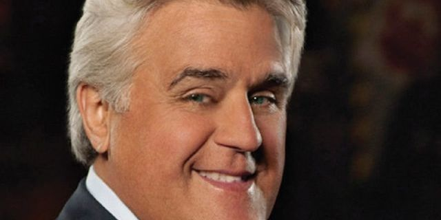 JAY LENO AT THE GAILLARD CENTER