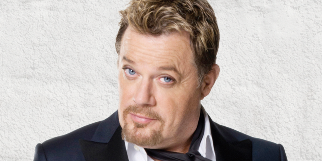 EDDIE IZZARD: BELIEVE ME AT THE GAILLARD CENTER