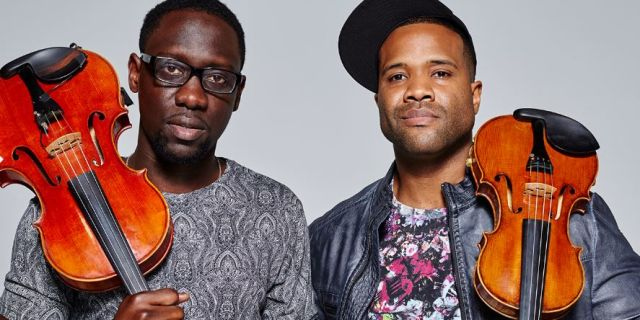 Black Violin at the Gaillard Center