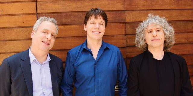 BELL-DENK-ISSERLIS TRIO AT THE GAILLARD CENTER