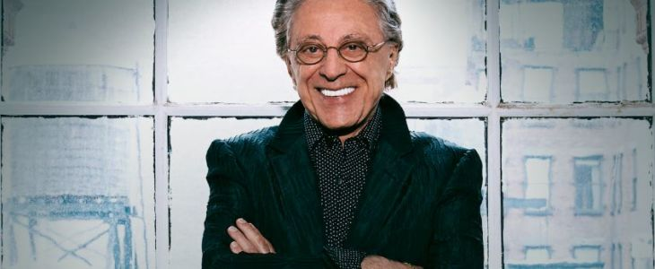 Frankie Valli Looking At The Camera